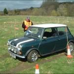 Grass Auto Test Croydon and District Motor Club